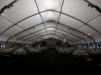 HDC party tent