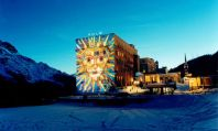Hotel Kulm St. Moritz Fashion on Ice