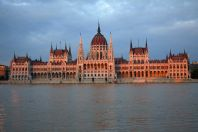 National Day Parliament Budapest